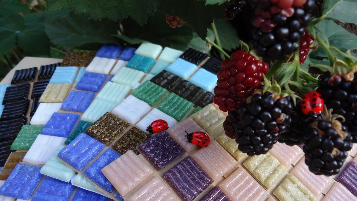 venecitas, varios colores