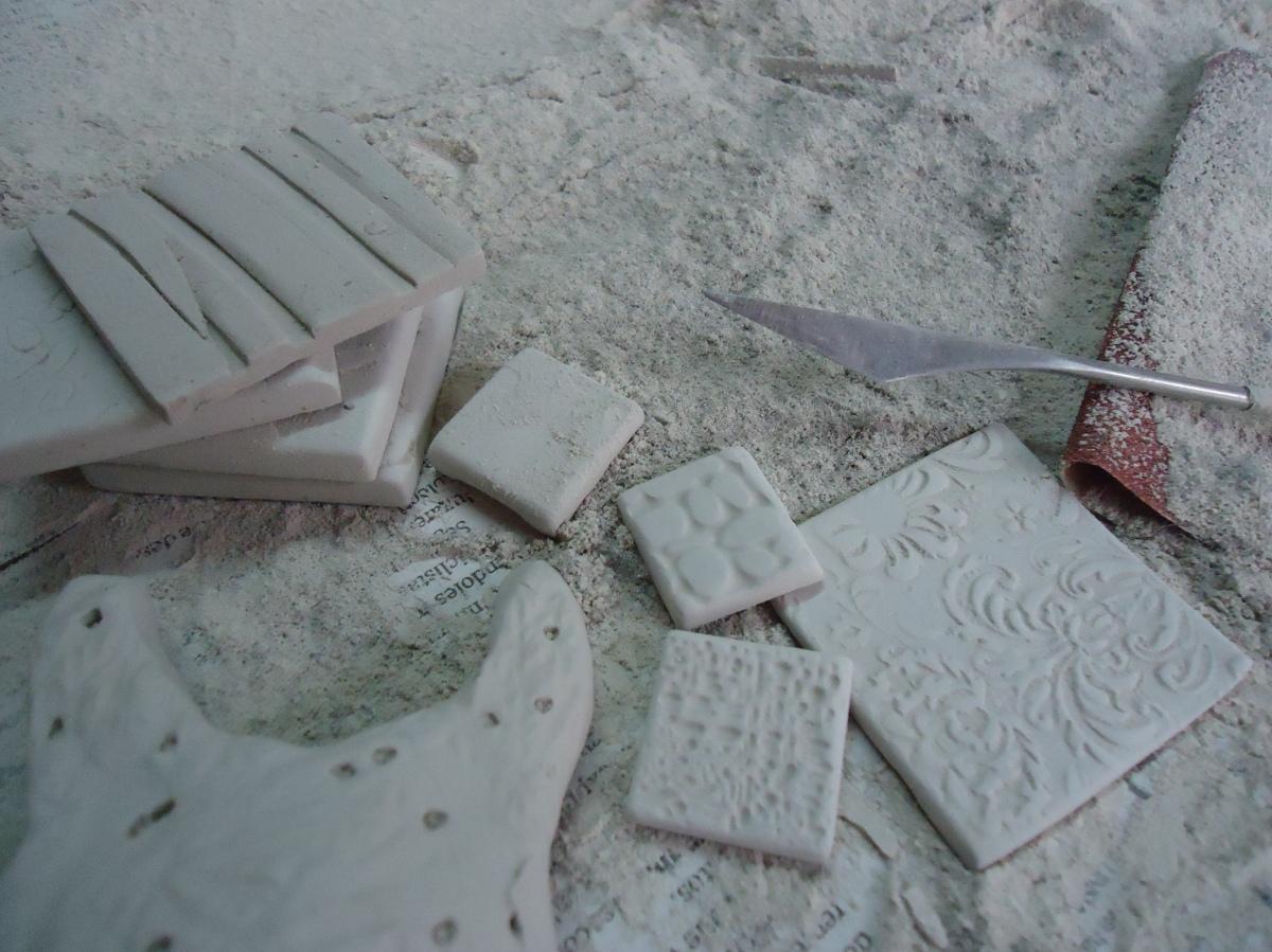 tocetos para revestimiento de ceramica o arcilla