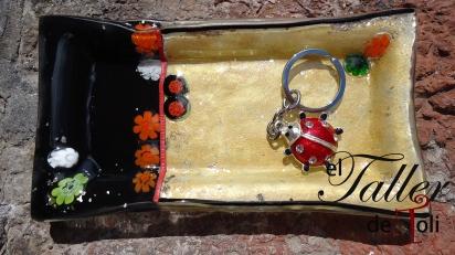 clases de vitrofusion murrinas millefiori salta arte art glass artesania craft