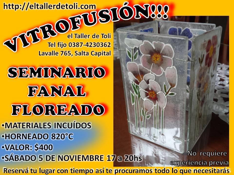 Vitrofusion en Salta