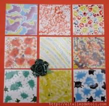 azulejos para revestimiento o mosaiquismo