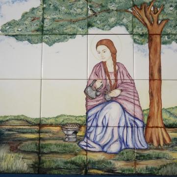murales religiosos a pedido